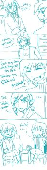 The dick and the asshole by NeoRinku