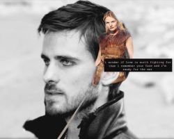 Captain Swan by musegal