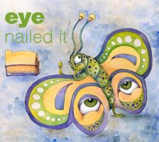 Eye Nailed It by Cailey5586