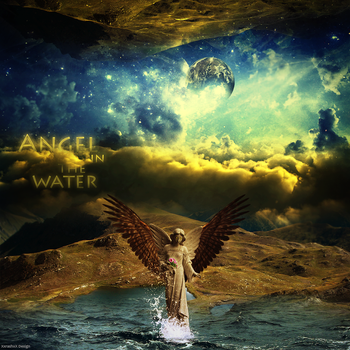 Angel In The Water by XxrashxX