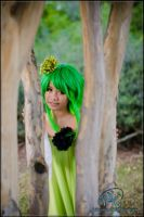 Gumi the forest fairy by WhenWasThisTaken