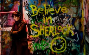 Believe in Sherlock by darkagesun