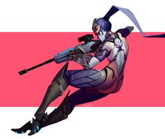 Widowmaker by kleineHerz