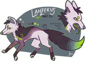 [Ref] Lahzerus by lithxe