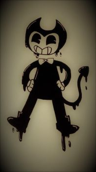 BENDY AND THE INK MACHINE by zoozybeencloned