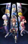 Kingdom Hearts Three by suzuran