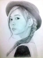 APink Oh HaYoung by jns701