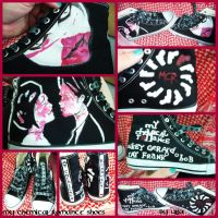 My Chemical Romance-Shoes by Uliax3