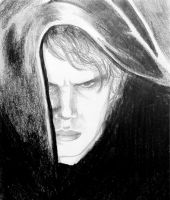 Anakin Skywalker / Darth Vader - Star Wars by Pink--Mist