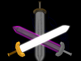 The Three Great Swords by Adreos