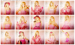 15x Sharpay Evans Icons by xSparklyVampire