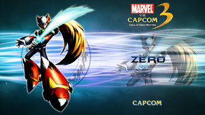 Marvel VS Capcom 3 Zero by CrossDominatriX5