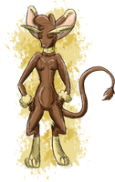 Lopunny Mouse Fur by Ravinah