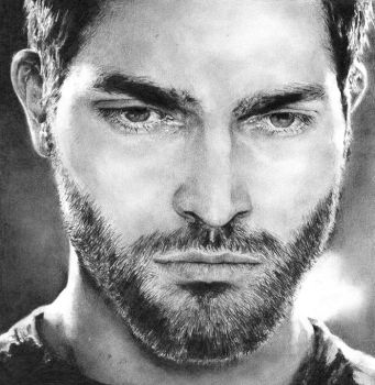 Derek Hale by WeAreFeral