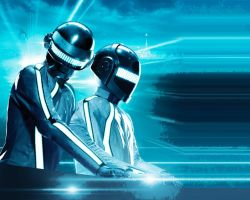 Daft Love wallpaper by Heriorh