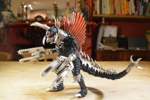 S.H Monsterarts Gigan 2004 (2/?) by GIGAN05