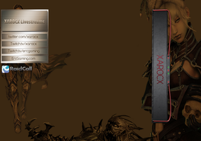 Twitch TV Layout. Requested by xArocx by LemonKush