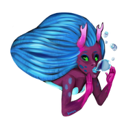 Nevy Nervine by wingedapprehension