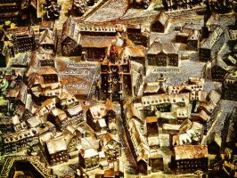 The Gold City by RiegersArtistry