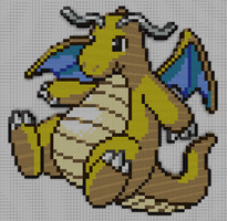 #149 Dragonite by PkmnMc