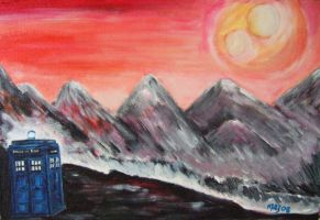 TARDIS Travel by Mazzi294