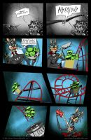 Steam Powered Giraffe 014 by BunnyBennett