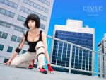 Mirror's Edge - Rooftop Routes by cambiocosplays