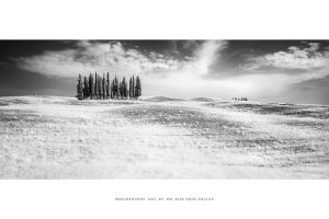 Tuscany IR - VIII (pano) by DimensionSeven