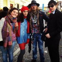Johnny Depp and fans 2 by CaptainDepp
