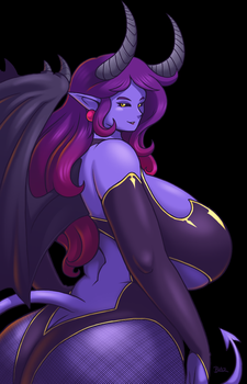 True Form Drusilla by Blazbaros