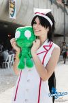 League of Legends - Nurse Akali and little Amumu by DeathWrathAngel