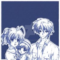 Clannad by belldream