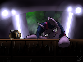 TMAC - Drunk Twilight by Pirill-Poveniy