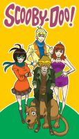 ScoobyDoo by yureisan