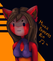 Music Princess Rin by Ask-Owl-Princess