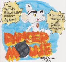 Danger Mouse by crowew78