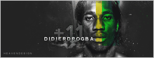 Didier Drogba by HeavenEXP