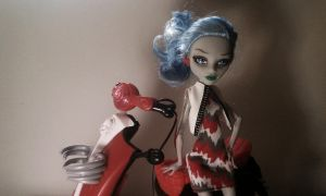 Ghoulia Yelps by Kimera225