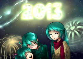 2013 by Starflick