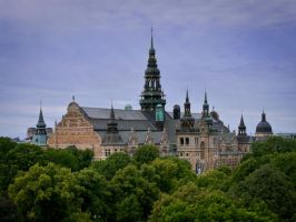 Stockholm by Betagalactosidase