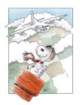 Airforce Snoopy by gryen