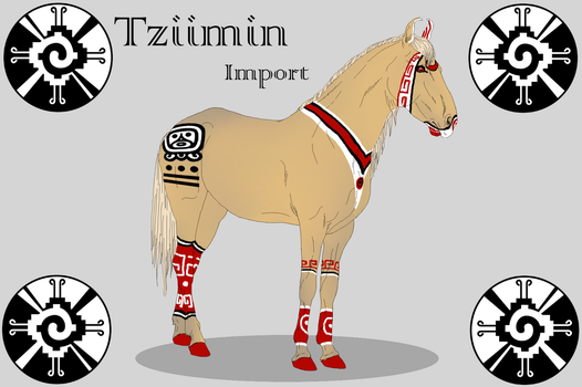 Tziimin for the liondemon-kaimra by LiaLithiumTM