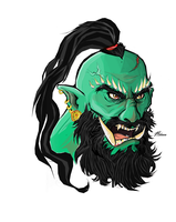 Orc 2 by PCalavera