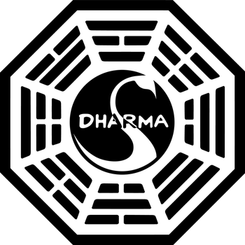 Dharma Swan Station -version 1- by nousernameremain