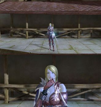 Celes Chere in Aion #4 by fallenRazziel