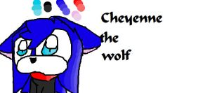 Cheyenne in Iscribble by wishesthedog