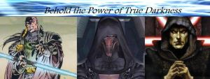 The Ultimate Sith Triumvirate by Sitr