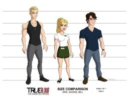 True Blood:The Animated Series by TRAVALE