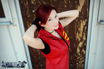 Claire Redfield, The Fearless Valkyrie by Hamm-Sammich