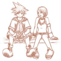 KH sketch by ereya